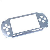 Metallic Silver Face Plate for PSP