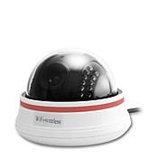 Wireless IP Camera with Night Vision and Motion Detection Alarm