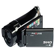 "Digitalkamera SDV-sdv588 5MP CMOS HD 2,5 ""TFT-LCD-8-fachem Digitalzoom (sdv588)"