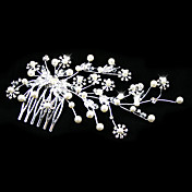 Rhinestones/ Imitation Wedding Bridal Combs
