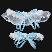 2-Piece Organza Wedding Garters