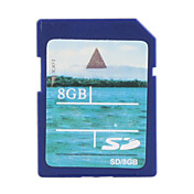 8GB SD minnekort