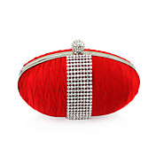Satin With Austrian Rhinestones Evening Handbags/ Clutches/ Novelty More Colors Available