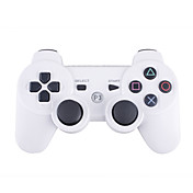 Wireless DualShock 3 Controller for PS3 (White)