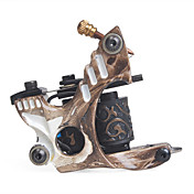 Dual Coiled Low Carbon Steel Tattoo Machine Liner and Shader
