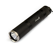 UniqueFire UF-2100 CREE XM-L T6 LED 1000LM 1X18650 1 Mode Flashlight