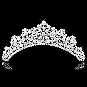 Gorgeous Alloy With Cubic Zirconia Wedding Bridal Tiara