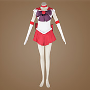 traje de cosplay inspirado en Sailor Moon Rei Hino / Sailor Mars