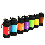 Mini Lampe Torche LED Rechargeable, Alimentation USB - Couleurs Assorties