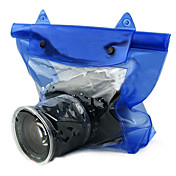 SLR Camera Waterproof Bag (Blue)