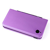 Aluminum Protective Case for Nintendo DSi LL and XL (Purple)