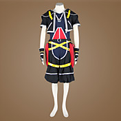 traje cosplay inspirado Kingdom Hearts Sora