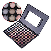 88 Colors Makeup Eye Shadow Plate