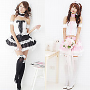 Princess Series Lovely Girl Lace Polyester Costume (2 Pieces)