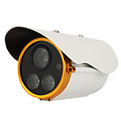 480 TVL IR Security Camera with Two 2cm LEDs (PAL, 1/3 SONY SUPER HAD CCD)