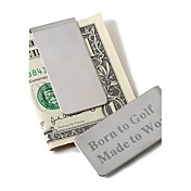 Personalized Pocket Size Money Clip