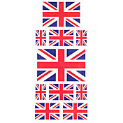 5 Pcs Flag of England Temporary Tattoo