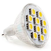 MR11 10-5050 SMD LED warmweiß 100-120lm Glühlampe (12V, 1,5-2w)