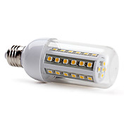 E27 41x5050 SMD 7W 750LM 2800-3200K Warm White Light LED Corn Bulb (220-240V)