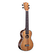 Ella - (UK-2808) High-Grade Koa Concert Ukulele