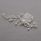 Beautiful Rhinestones Wedding Bridal Combs