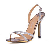 Sparkling Glitter Stiletto Heel Slingbacks / Pumps / Sandals Party / Evening Shoes (More Colors)