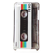 Case Dura para iPod Touch 4 - Cassette (Multi-Cores)