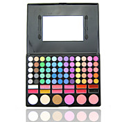 Finding Color - Optical Illusion 78 Colors Eye Shadow Pallete