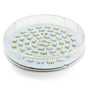 GX5.3 3.5W 60x3528 SMD 200LM 6000-6500K Natural White Light LED Spot Bulb (220-240V)