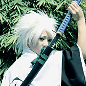 Cosplay Costume Inspired by Bleach 10th Division Captain Toshiro Hitsugaya