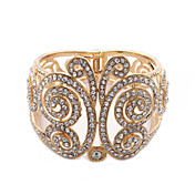 Fashion Ladies' Gold Butterfly Bracelet