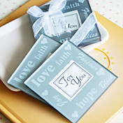 Good Wishes Photo Coasters (Set Of 2)