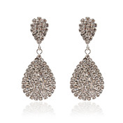 18K Gold Plated Crystal Fashion Earrings