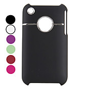 Special Design Hard Case for iPhone 3G and 3GS (Assorted Colors)