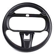 Plastic Racing Wheel Controller for PS Vita (Black)