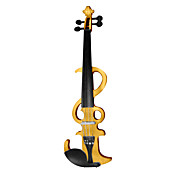 Chow's - (EV09) 4/4 Basswood Electric Violin Outfit (Multi-Color)