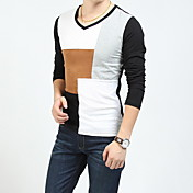 V-neck Fashion Casual T-shirt