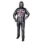 Volwassen Mens Robot Halloween Costume