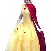 Deluxe Beauty Belle Halloween Princess Dress (3pièces)