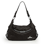 Fashion Solid Color Dual Use Hobo