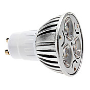 dimmbar gu10 3w 270-300lm 3000-3500K warmes weies Licht LED Spot Lampe (220V)