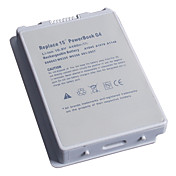 Laptop Battery for APPLE 1078 (10.8V, 4400 mAh, Silvery)