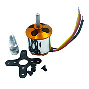 A2217-1750KV outrunner brushless motor for rc aircraft