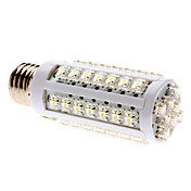 E27 7W 700-800LM 6000-6500K Natural White Light LED Corn Bulb (230V)
