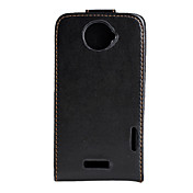 Full Body PU Funda de cuero para HTC One X