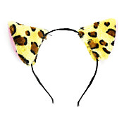 Leopard's Ears Halloween Headband (1 piece)