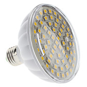 E27 13W 65x5050 SMD 1200-1300LM 3000-3500K Warm White Light LED Spot Bulb (220V)