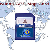 KUDOS Australia Map (SD Card-4G)