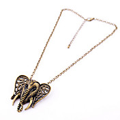 Women's Elephant Vintage Choker