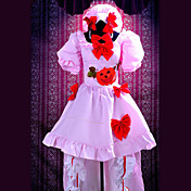 Cosplay Costume Inspired by When They Cry 3 Umineko no Nakukoroni Lambdadelta
